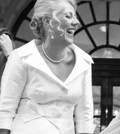 Bespoke made to measure couture designer wedding outfits and dresses