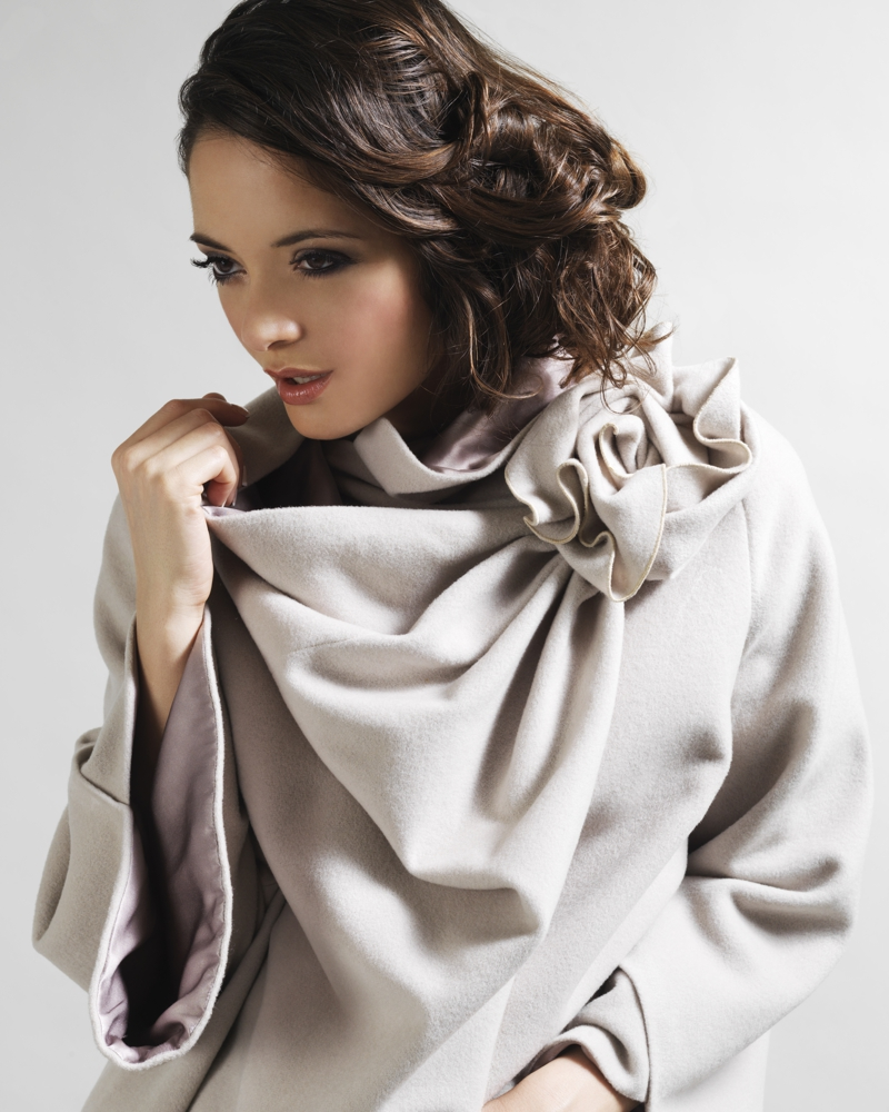 Women's bespoke couture outfits and made to measure designer clothing