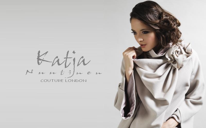 Katja Nuutinen Couture - Bespoke custom made couture designer women's clothing